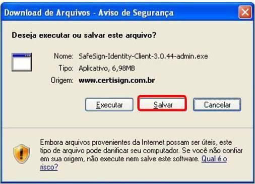 GRÁTIS DOWNLOAD SOFTWARE 3.0.11 SAFESIGN